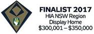 HIA Award Finalist 2017