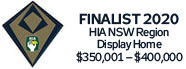 HIA Award Finalist 2020